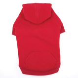 Casual Canine - Basic Hoodie - XSmall - Red