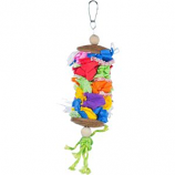 Prevue Pet Products - Prevue Laundry Day Bird Toy - Assorted - Medium