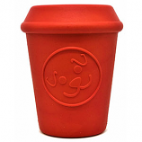 SodaPup - MKB Coffee Cup Treat Dispenser - Large - Red
