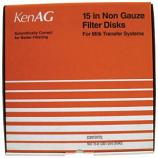 Ken Ag - Nongauze Disk - Tan - 15 Inch