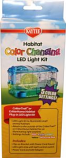 Super Pet -  Container - Kaytee Crittertrail Led Color Add - On Light Kit - Assorted