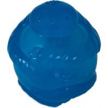 Jw - Dog/Cat -Jw Sloth Squeaky Ball - Blue - Small