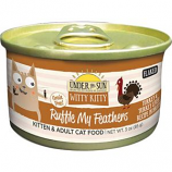 Canidae - Under The Sun - Under The Sun Witty Kitty Ruffle My Feathers Food - Turkey / Liver - 3 Ounce