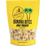 Petstages - Wholesome Pride Banana Bites - 8 oz