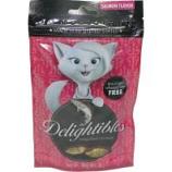 Petiq - Delightibles Center-Filled Cat Treats - Salmon - 3 Oz