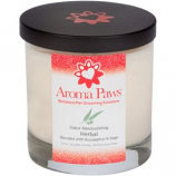 Aroma Paws - Odor Neutralizing Candle Jar - Herbal - 12 oz