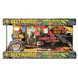 Zoo Med Laboratories - Reptihabitat Premium Habitat Leopard Gecko Kit - 10 Gallon