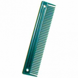 Imported Horse Supply - Animal Comb - Green - 9 Inch