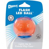 Canine Hardware - Chuckit! Flash Led Ball - Medium
