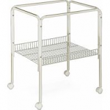 A&E Cage Company  - A&E Universal Stand - 2 Pack - White