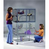 Midwest Homes For Pets - Ferret Nation Add On - Gray - 36 X 25 X 24 Inch