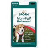 Sporn Products - Mesh Anti Pull Harness - Black - Medium