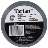3M - Tartan Utility Duct Tape - Silver - 1.88 Inch x 55 Yard