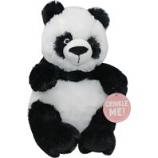 Snugarooz - Snugz Amanda The Panda - Black/White - 11 Inch