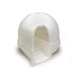 Petmate - Clean Step Litter Box - White
