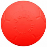 Jolly Pets - Jolly Soccer Ball - Orange - 8 Inch