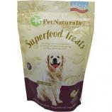 Pet Naturals Of Vermont - Pet Naturals Superfood Treats - Peanut Butter - 8.5 oz