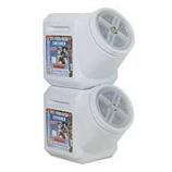 Gamma Plastics - Vittle Vault Outback Stackable Container - 60 Lb+