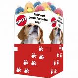 Ethical Dog - Fuzzy Duck Pastel Dumpbin - 36 Piece
