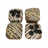 Bubba Rose Biscuit - Brownie Bites (Case of 12)