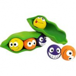 Multipet International - Three Peas In A Pod - Asst - 7.5 Inch