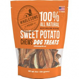 Petstages - Wholesome Pride Sweet Potato Chews - 8 oz