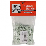 Partrade - Braid Bands - White - 5 Inch
