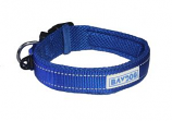 BayDog - Tampa Collar- Blue - Small