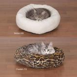Slumber Pet -  Cozy Kitty Bed Berber