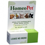 Tomlyn - Dog Homeopet Leaks No More