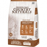 Grandma Mae S Country Nat - Country Naturals Grain Free Limited Ingredient Dog - Buffalo - 25 Lb