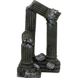 Blue Ribbon Pet Products -Exotic Environments 3 Column Ruins Corner Section - Large