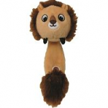 Ethical Dog -Squish & Squeak Lion - Assorted - 10 Inch