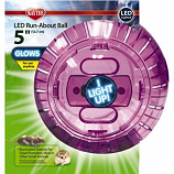 Super Pet - Container-Kaytee Run - About Ball Led - Assorted