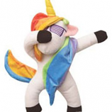 SnugArooz - Dab The Unicorn - White - 12 Inch