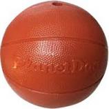 Planet Dog -Usa Basketball Orbee Tuff Dog Toy - Orange - 5 Inch