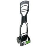 Four Paws - Container -Spring Action Scooper For Grass - Black - 28 In
