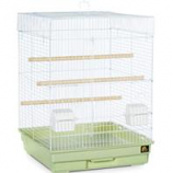 Prevue Pet Products - Economy Parakeet / Cockatiel Cage - Assorted - 18 X 18 X 24 Inch / 4 Pk