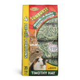 Higgins Premium Pet Foods - Sunburst B - A - B Natural Compressed Timothy Hay - 35  oz