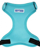 BayDog - Cape Cod Harness- Teal - Small