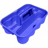 Tuff Stuff Products - Bottle Caddy Tote -Blue -Small