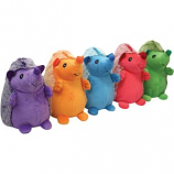 Multipet International - Cuddle Buddies Hedgehog - Assorted - 8 Inch