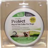 Tevra Brands - Vetality Protect Flea & Tick Dog Collar - 12 Month