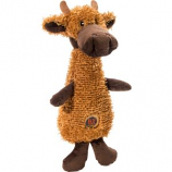 Charming Pet Products - Scruffles Moose Dog Toy - Small