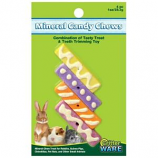 Ware Mfg - Mineral Candy Chews - Assorted - 4 Piece