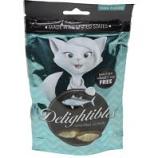 Petiq - Delightibles Center-Filled Cat Treats - Tuna - 3 Oz