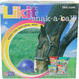 Talisker Bay International - Likit Snak-A-Ball - Red