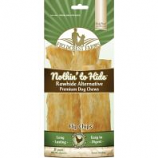Fieldcrest Farms -Nothin' To Hide Rawhide Alternative Flip Chips - Chicken - 8Pk