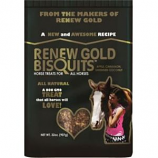 Manna Pro - Equine - Renew Gold Bisquits Horse Treats - 2 Lb