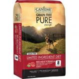 Canidae - Pure - Canidae Pure Range Red Meat Formula Dry Dog Food - Lamb / Buffalo / Venison - 4 Lb
